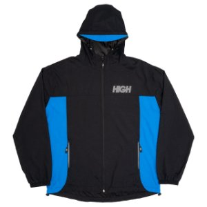 Jaqueta High Rain Jacket Black/Blue