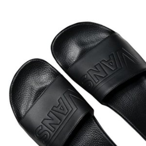 CHINELO VANS SLIDE-ON - BLACK/BLACK