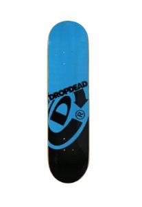 Shape Drop Dead Retro Bigger 8.5 - Azul/preto + Lixa Grátis