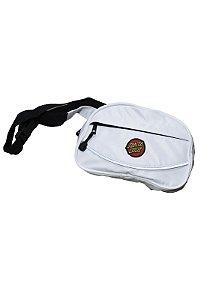 Shoulder Bag Santa Cruz Connect retangular Branca