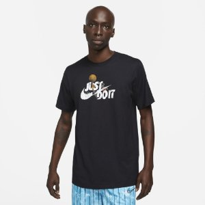 "Camiseta Nike ""Just Do It"" Masculina - Preta"