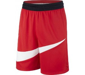 Bermuda Nike Basquete Dri-Fit HBR - RED
