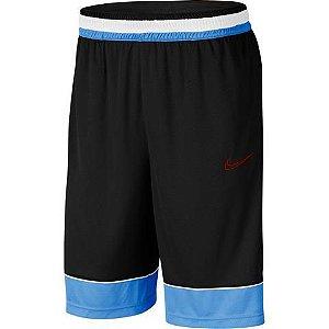 Bermuda Nike Basketball - BLACK BLUE RED