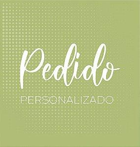 Pedido personalizados - Papelaria