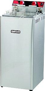 Fritadeira elétrica/ água-óleo / 41 x 50 x h 97cm