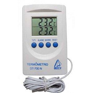 Indicador de temperatura indicação dupla