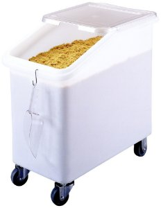 Carrinho para transportar ingredientes / 102L / 42 x 75 x 71cm