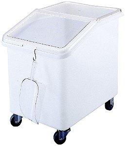 Carrinho para transportar ingredientes / 140L / 55 x 75 x 71cm