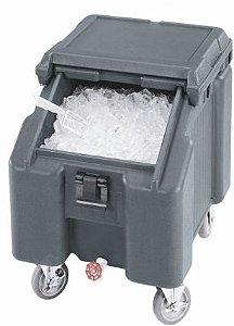 Carrinho para transportar gelo / 57 x 77 x 73cm