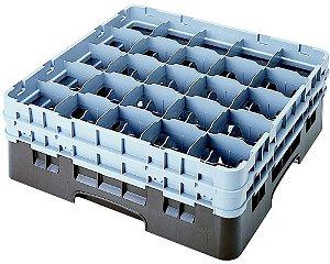 Rack/ 25 compartimentos/ Ø max 8,7cm