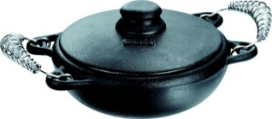 Panela pirão tampa ferro / 1,5L