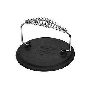 Prensador redondo alça espiral / 19cm / 2,5kg