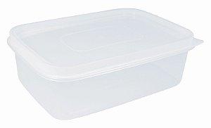 Caixa freezer ou microondas / 23,3 x 16,3 x 7,7cm / 1,8L