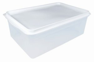 Caixa freezer ou microondas / 38,2 x 25 x 14cm / 9L