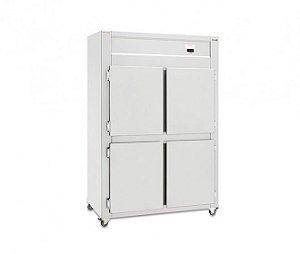Refrigerador comercial 4p / 120 x 70 x 200 cm / 1.000L