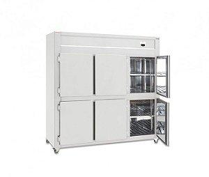 Refrigerador comercial 6p / 180 x 70 x 200cm / 1.450L