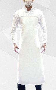 avental de proteção em pvc forrado /120 x 60cm