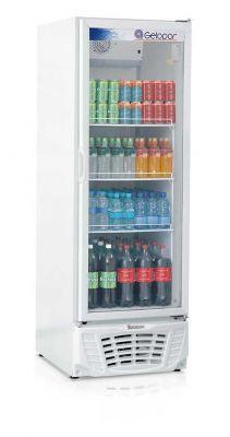 Refrigerador Vertical Conveniência Turmalina