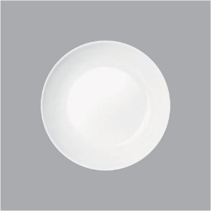 Prato fundo Blanc / Ø 22 x 3,7cm