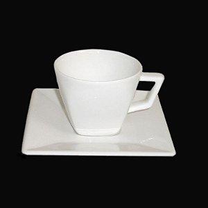 Xícara de chá Quartier /com pires