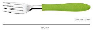 garfo Prisma sobremesa /155mm