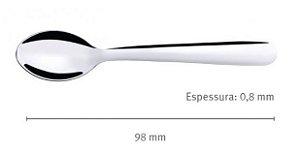 colher Clássica café /98mm