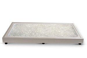 pista fria de gelo / para sobrepor / 1080 x 640 x 100mm