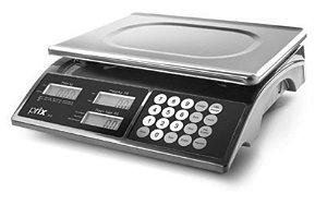 Etiquetadora para Balança peso/preço PRIX 3 FIT c/ saída p/ computador 15kg