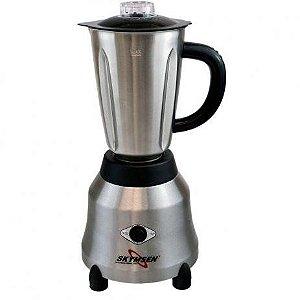 Liquidificador de alta rotação / 1,5L / copo inox (474339)