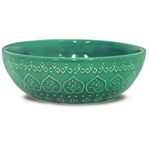 Corona Bowl Relieve Verde 16cm / 523ml