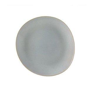 Prato Sopa Ø27cm Karma Stoneware Grey