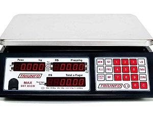 Balança eletrônica MAX DST-15-C-D