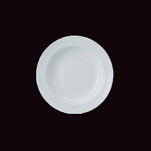 Prato Fundo Cilíndrica / Ø 23,5cm / Borda 3,2cm
