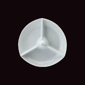Travessa 3 Divisões Couvert / Ø 17,7cm x h 5cm