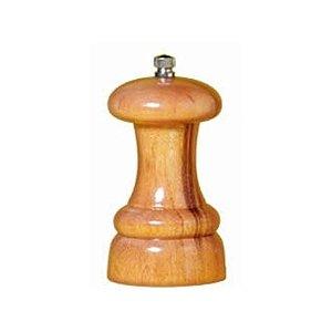 Moedor de pimenta /madeira /Ø 11cm x h 5,7cm