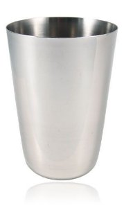 Coqueteleira de inox mini tim / 18oz