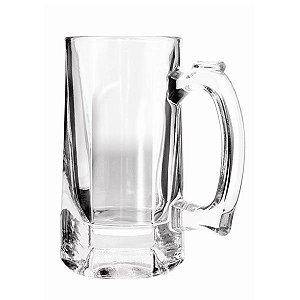 Caneca de vidro para Chopp / 350ml