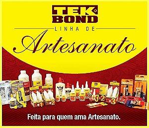 Cola Tekbond® Linha Artesanato Nº 1