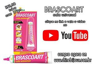 Cola Universal Brascoart Brascola® 17g