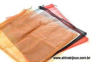 KIT Sacos de Organza Liso 30x40cm Shine Beads®