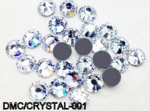 Chaton Strass HOTFIX Base Reta SS06 (1,9mm) Pct com 1.440 unidades By DMC Crystals®