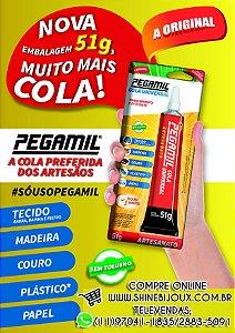 Pegamil cola universal 51grs Tubo economico