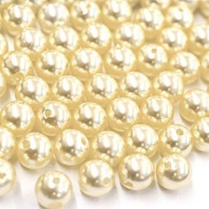 Pérola ABS 18mm Shine Beads®   500GRS