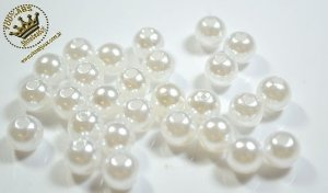 Pérola ABS 14mm Shine Beads®