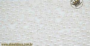 Meia Pérola ABS 2mm Shine Beads® Micro Pérola