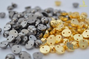 Meia Pérola para costura ABS 10mm Shine Beads®
