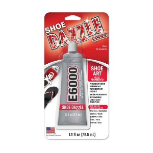 Cola E6000® Shoe Dazzle Glue Clear 29,5ml (1.0 fl oz)
