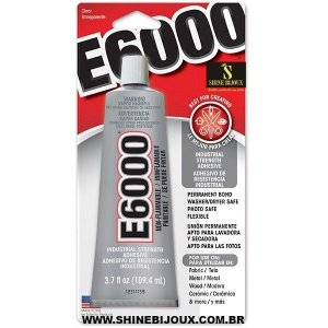 Cola E6000® Glue Craft Adhesives 109,4ml (3.7 fl oz)