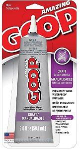 Cola E6000® Amazing Goop 59,1ml - Cola de contato com alta fixação