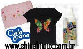 Cola Pano Glitter® Caneta aplicadora 15g